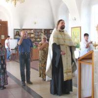Паломническая поездка в Михаило-Архангельский храм с. Михайловка